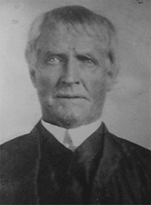 James L. Thompson, Leader for the Underground Railroad in Washington County Indiana